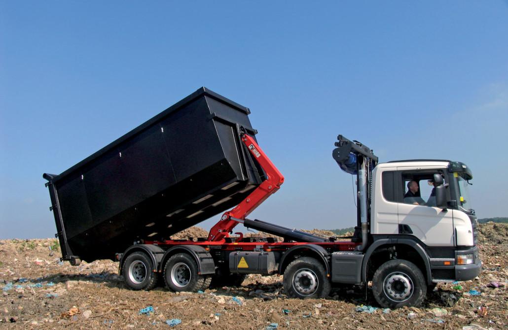 Hiab Multilift XR26S